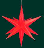 rot - einfarbig